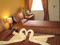 Hotel accommodation High Hesleden, near Hartlepool, County Durham